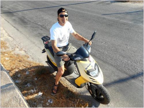 Pavel a naše vozítko