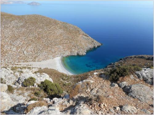 Liduprázdná Vizotos beach