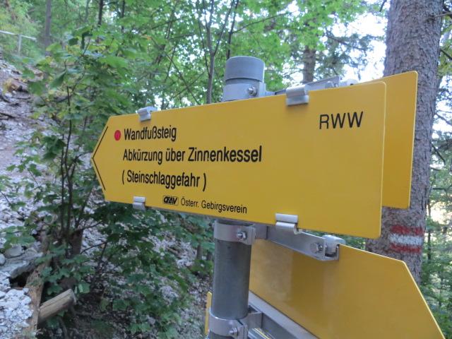Cestou na Peilstein